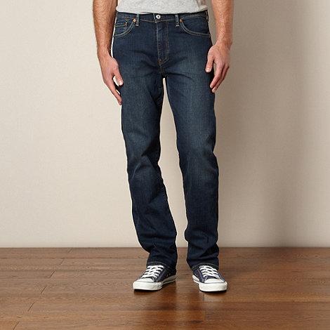 Levi+s - 751&#8482 challenger blue straight leg jeans