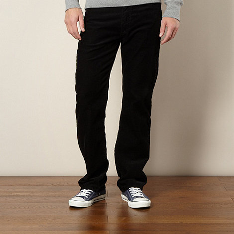 Levi+s - Black corduroy trousers