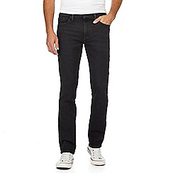 Levi's - Big and tall black '511' slim jeans