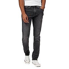 Levi's - Black '511' slim fit jeans