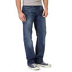 Levi's - Blue '514' straight leg jeans