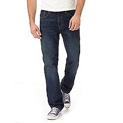 Levi's - Dark blue '514' straight leg jeans