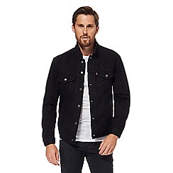 Levi's - Black denim jacket