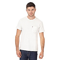 Levi's - White pocket t-shirt