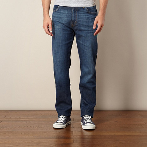 Wrangler - Texas nightbreak regular fit jeans