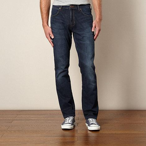 Wrangler - Arizona el camino blue straight leg jeans
