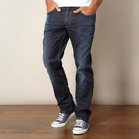 Lee - Brooklyn blue straight leg jeans