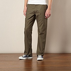 Lee - Brooklyn khaki straight leg chinos