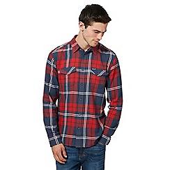 Wrangler - Red checked shirt