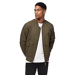 Lee - Khaki bomber jacket
