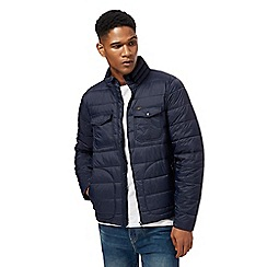 Lee - Navy lightweight padded jacket