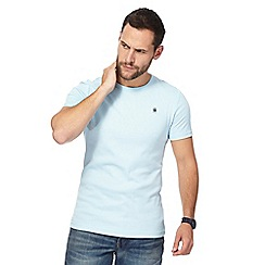 G-Star - Light blue slim fit t-shirt