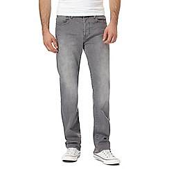 G-Star - Grey '3301' loose fit jeans
