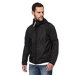 G-Star - Black hooded bag jacket
