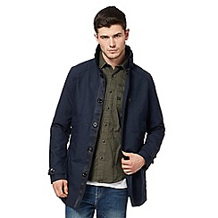 G-Star - Navy trench coat
