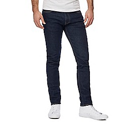 Levi's - Dark blue '512' slim tapered jeans
