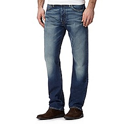 Levi's - 501® wave surf blue straight leg jeans