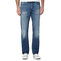 Levi's - 504&#8482 fairfax blue straight leg jeans