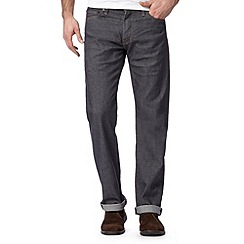 Levi's - 504&#8482 neue grey straight leg jeans