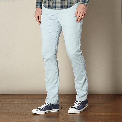 Levi+s - 511&#8482 light blue fine cord trousers