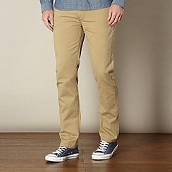 Levi's - 511 beige fine cord trousers