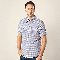 Levi's - Blue and red checked shirt