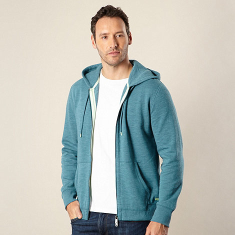 Levi+s - Green zip hoodie