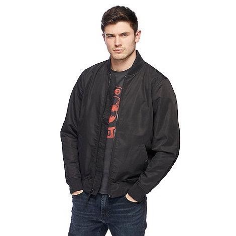 Levi+s - Dark grey zip through hoodie