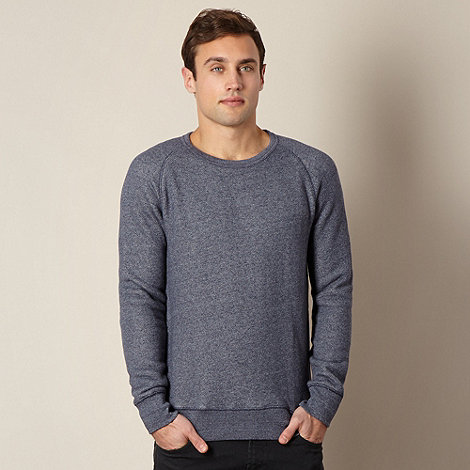Levi+s - Navy crew neck sweat