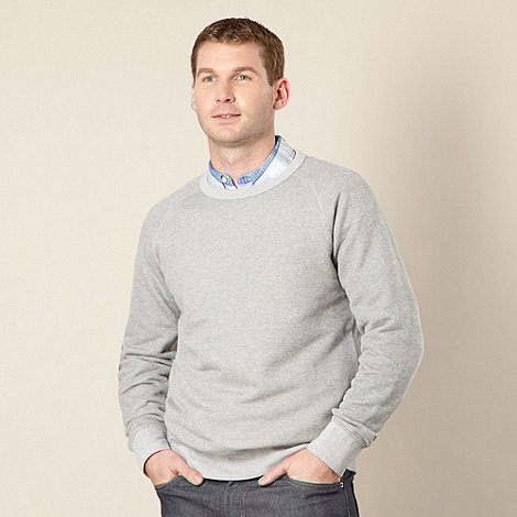 Levi+s - Grey crew neck sweatshirt