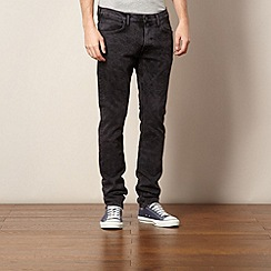 Lee - Luke blue straight leg jeans