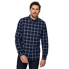Lee - Blue checked shirt