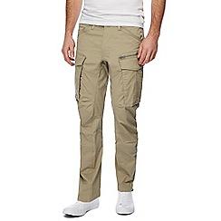 G-Star - Beige cargo trousers