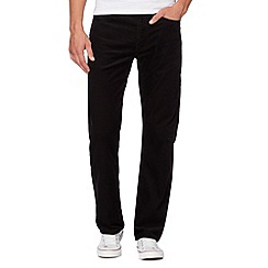 Levi's - 751&#8482 black cord trousers