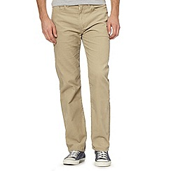 Levi's - 751&#8482 beige cord trousers