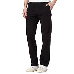 Dockers - Black slim fit trousers