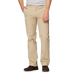 Dockers - Beige slim fit trousers