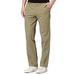 Dockers - Khaki slim fit trousers