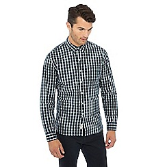 Dockers - Blue gingham checked shirt