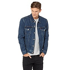 Levi's - Blue stonewash trucker denim jacket