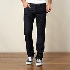 Lee - Daren rinse dark blue slim fit jeans