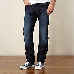 Lee - Daren stronghand blue slim fit jeans