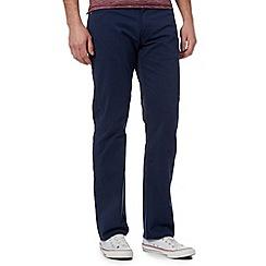 Levi's - 751&#8482 rinse softener navy straight leg jeans