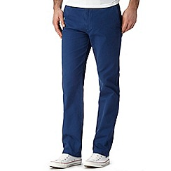 Dockers - Blue slim fit chinos