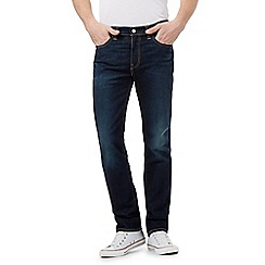 Levi's - 511&#8482 biology dark blue slim fit jeans