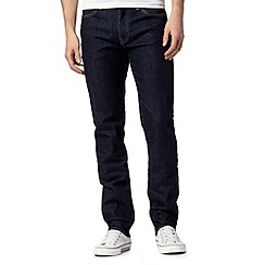Levi's - 511&#8482 clean rise dark wash slim fit jeans