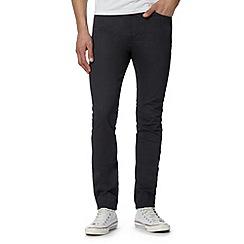 Levi's - 510&#8482 reed raw wash grey skinny jeans