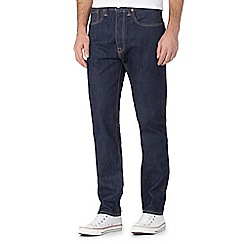 Levi's - 501® CT celebration blue raw tapered leg jeans