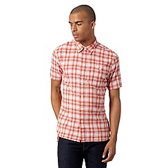 Levi's - Red checked utility shirt