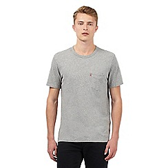 Levi's - Grey chest pocket t-shirt